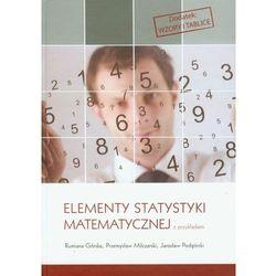 Elementy statystyki matematycznej z przykładami (opr. twarda)