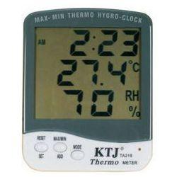 Termometr elektroniczny wewnętrzny z higrometrem