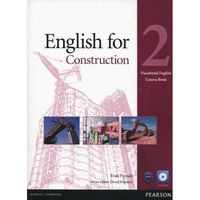 English For Construction 2 Vocational English. Książka Ucznia Plus CD-ROM (opr. broszurowa)