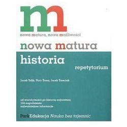 Historia, klasa 1-3, Nowa matura, repetytorium, wydanie 2, Park