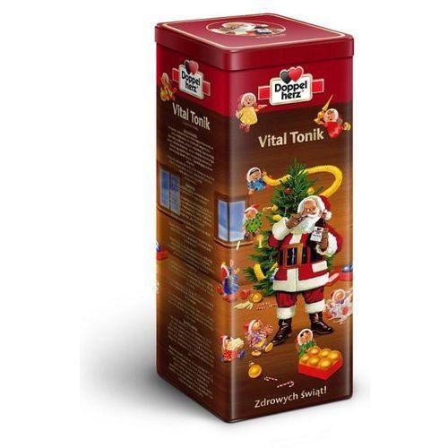 Doppelherz Vital Tonik Puszka Świąteczna płyn doustny - 1000 ml