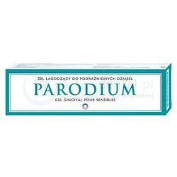 ELGYDIUM Parodium 50ml - żel łagodzący do krwawiących dziąseł