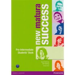 New Matura Success Pre-Intermediate Students Book (opr. miękka)