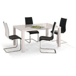 Stół rozkładany Halmar RONALD biały