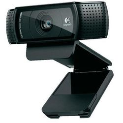 KAMERA LOGITECH HD Pro Webam C920