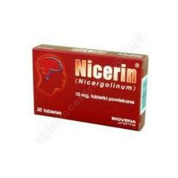 Nicerin tabl.powl. 0,01 g 30 tabl. (1 blist.po 30 szt.)