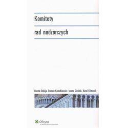 Komitety rad nadzorczych (opr. miękka)