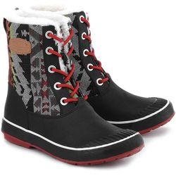 KEEN Elsa Boot Wp - Wielokolorowe Tekstylne Śniegowce Damskie - 1013727