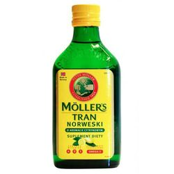 Tran norweski Moller`s 250ml