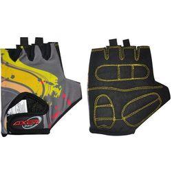 Rękawice rowerowe dziecięce AXER SPORT A0779 (rozmiar XS)