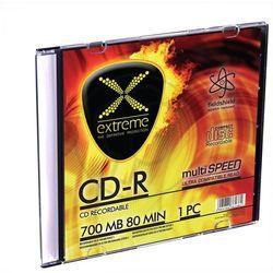 Płyta Esperanza Extreme CD-R 700MB slim