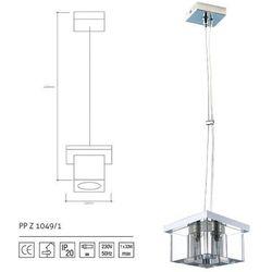 Lampa wisząca PP Z 1049/1
