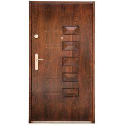 Drzwi wejściowe Sergos 90 prawe Evolution Doors