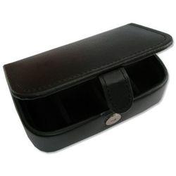 Skórzane pudełko na biżuterię AC-0003