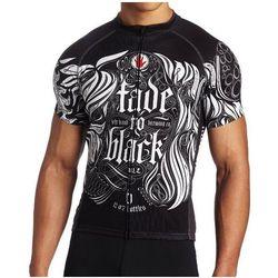Koszulka rowerowa PRIMAL - Left Hand fade to black - OKAZJA!