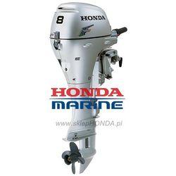 Niższa cena! BF 8 LRU Silnik zaburtowy HONDA + OLEJ + DOSTAWA GRATIS