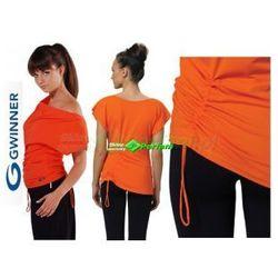 ATENA sportowa bluzka do tańca pomarańczowa gWINNER | WYSYŁKA 24h
