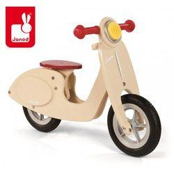 Rowerek biegowy waniliowy Scooter, Janod