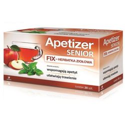 Apetizer Senior FIX 20 sasz.