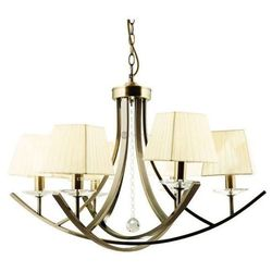 Lampa wisząca VALENCIA 6 patyna by Candellux