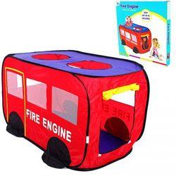 Namiot dla dzieci strażak - wóz strażacki