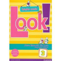 Look 3 książka ucznia (opr. miękka)