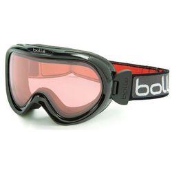 Gogle Dziecięce Na Okulary Bolle Boost OTG Black Vermillon Gun BO20423