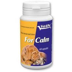 Vet4Pet For Calm 60 tabletek - preparat antystresowy w formie kapsułek