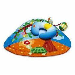 Mata edukacyjna dla dzieci Chicco z poduszką
