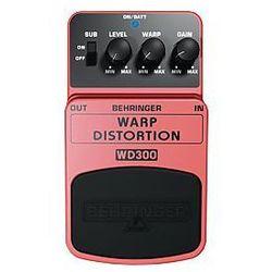 Behringer WARP DISTORTION WD300 efekt gitarowy