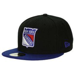 czapka z daszkiem New Era 59F Team Basic NHL New York Rangers - Official Team Colour