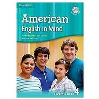 American English in Mind 4 Student's Book with DVD-ROM (opr. miękka)