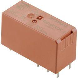 Przekaźnik mocy PCB 16 A, 1 x zestyk przełączny TE Connectivity RT314F24 bistabilny