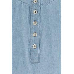 Cotton Henley Shirt Gr. FR 40