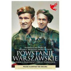 Powstanie Warszawskie DVD + zakładka do książki GRATIS