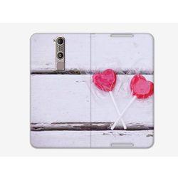 Flex Book Fantastic - ZTE Axon Mini - pokrowiec na telefon - lizaki