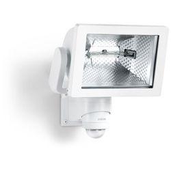 STEINEL 633516 - Reflektor halogenowy z czujnkiem ruchu Steinel 633516 - HS 500 DUO biały