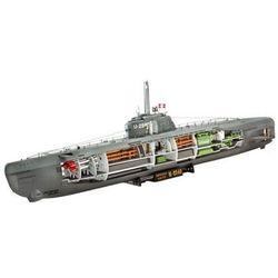 Revell, German U-Boot Typ XXI, model do sklejania, 1:144 Darmowa dostawa do sklepów SMYK