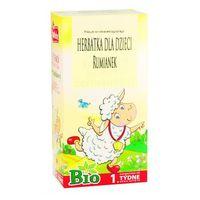 Herbatka dla dzieci rumiankowa BIO (20x1g.) - APOTHEKE