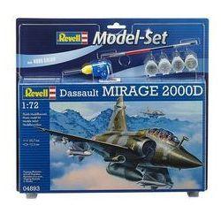 Model do sklejania Dassault Mirage 2000D