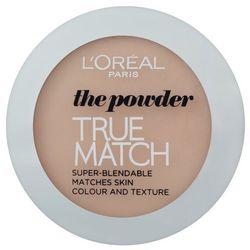 L'OREAL True Match Powder puder prasowany R1-C1 Rose Ivory 9g
