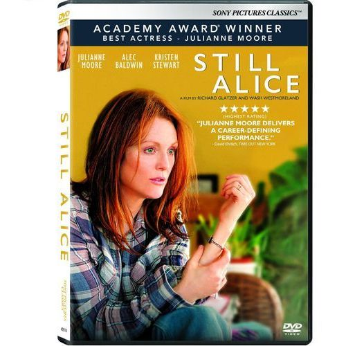 Motyl - Still Alice (2014) DVD