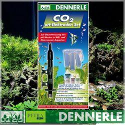 DENNERLE - Profi-Line - CO2 pH electrode set - Kompletny zestaw do mierzenia pH z elektrodą