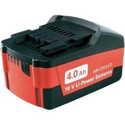 Akumulator Metabo 18 V Li-Power Extreme, 4,0 Ah