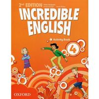 Incredible English Second Edition 4 AB OXFORD - Mary Slattery, Michaela Morgan, Sarah Phillips (opr. broszurowa)