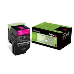 Lexmark oryginalny toner 70C20M0, magenta, 1000s, return, Lexmark CS510de, CS410dn, CS310dn, CS310n, CS410n
