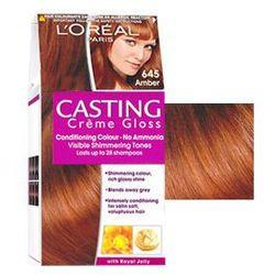 Casting Creme Gloss farba do włosów Ambre 645 Bursztyn