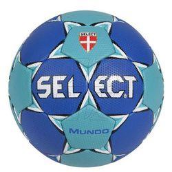 Piłka ręczna SELECT Mundo 2 niebiesko-granatowa
