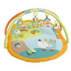 Mata edukacyjna dla dzieci Baby FEHN Forest 3D activity plyšová