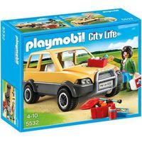 Playmobil CITY LIFE Lekarka weterynarii z samochodem 5532
